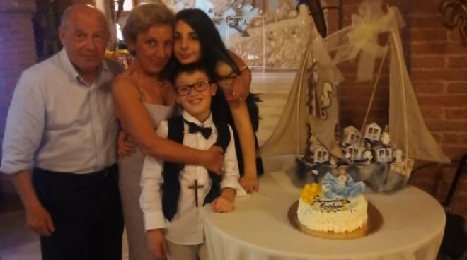Renato e Fiorella 45 anni di matrimonio Castelfranco