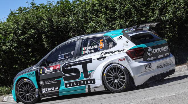 Rudy Michelini alla Targa Florio