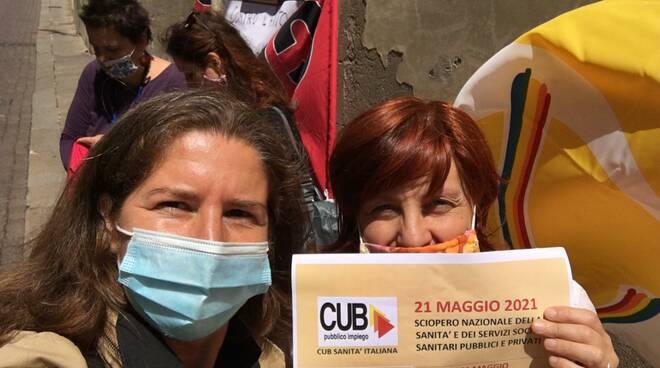 sciopero cub sanità