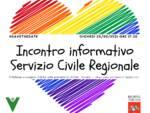 servizio civile regionale incontro cnv