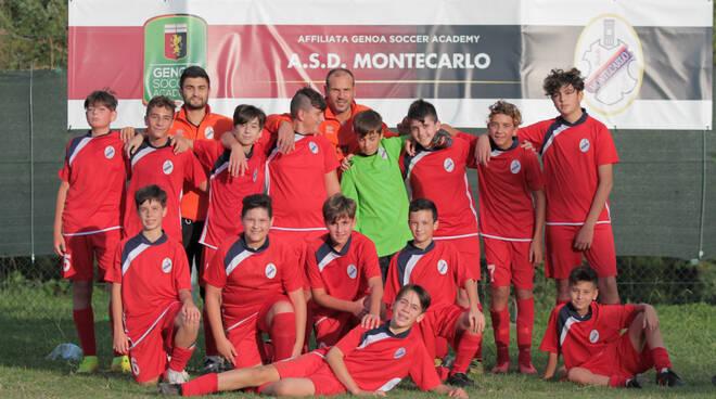 settore giovanile Montecarlo calcio
