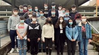 Studenti 2C Ite Carrara