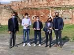 studenti del Nautico meritevoli premiati all'Accademia di Livorno