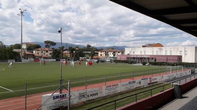 Tau Calcio-San Miniato Basso campionato di Eccellenza 2021