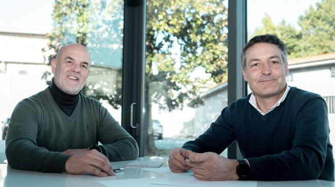 Tiziano Pieretti e Giuseppe Cima