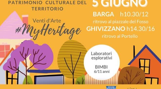Venti d'Arte MyHeritage_Barga Coreglia