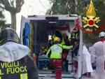 vigili del fuoco ambulanza