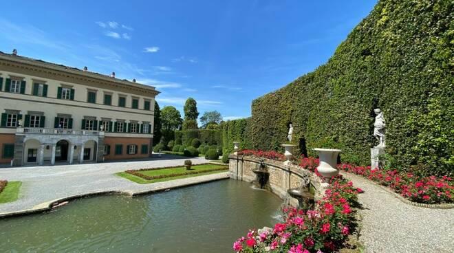 visite Villa Reale di Marlia