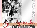 Agnieszka Kaczamarczyk Basket le mura