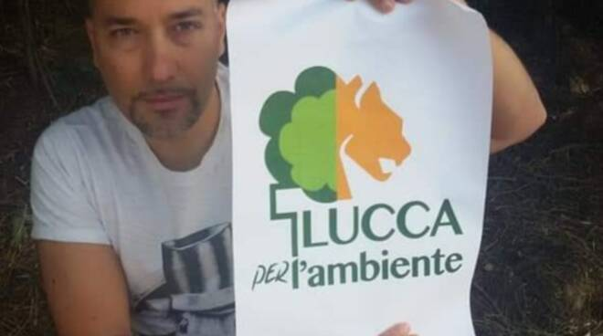 Aldo Gottardo Lucca per l'ambiente