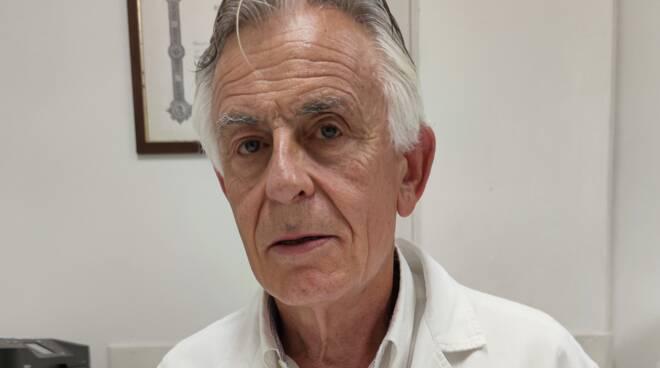 Alessandro Dini Usl Toscana Nord Ovest direttore del dipartimento della medicina generale