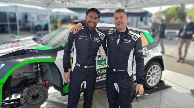 Alessio della Maggiora Mm Motorsport