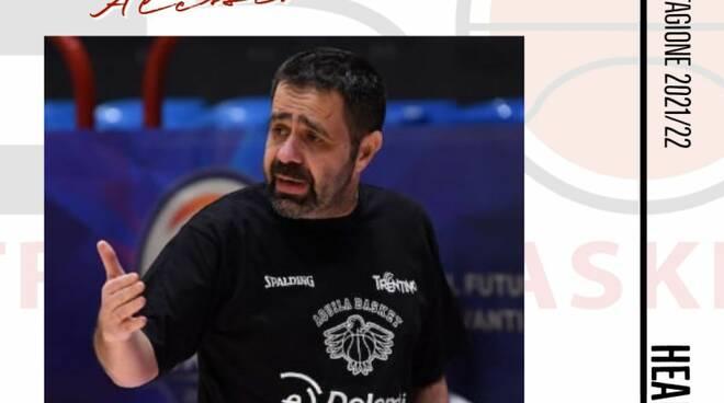 Alessio Marchini nuovo allenatore Etrusca San Miniato
