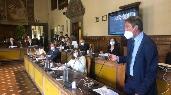 bilancio Covid consiglio comunale Prato