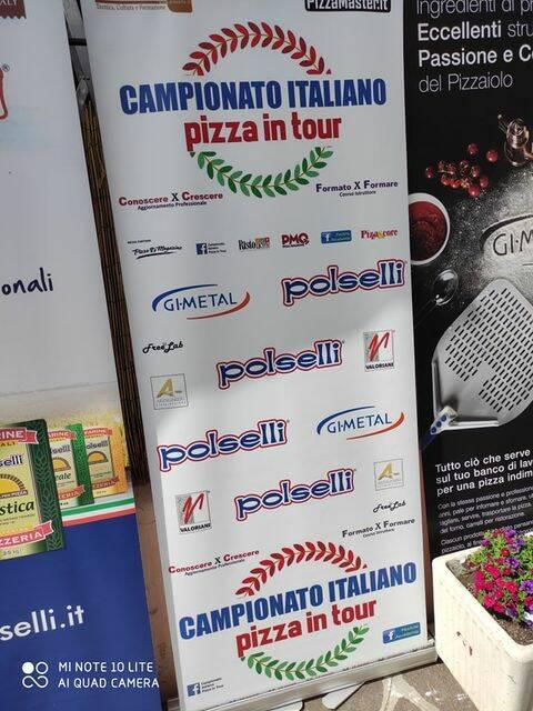 campione italiano pizza in tour
