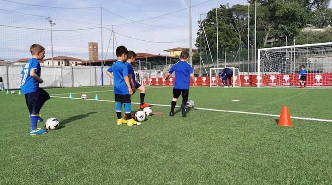 campo estivo scuola calcio Altopascio