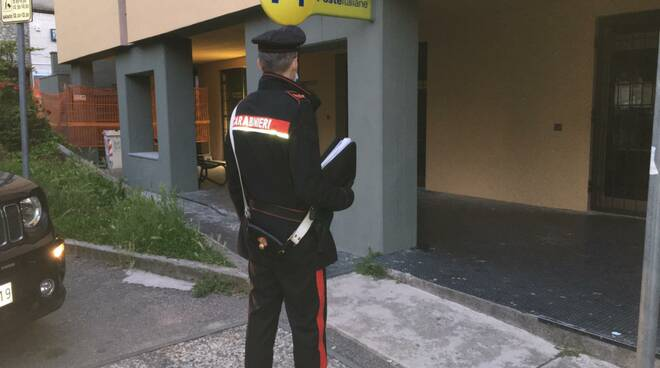 carabinieri poste lunigiana