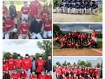 Domenica di baseball e softball per le Pantere di lucca