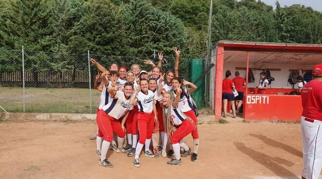 Pantere softball A2