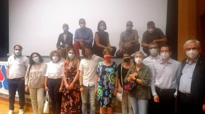 cartone studenti teatro Puccini Altopascio