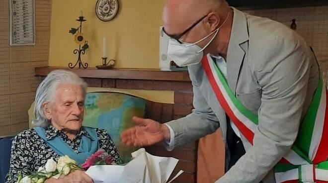 centenario Iride Cecchini Fucecchio