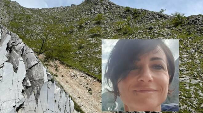 Chiara Galligani vittima monte sagro