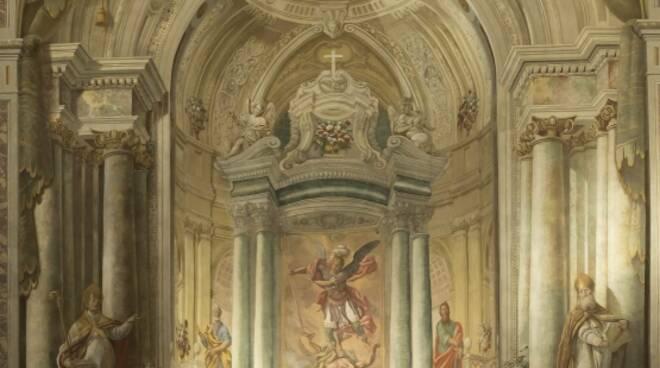 chiesa di San Michele Arcangelo di Antraccoli