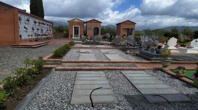 cimitero di Marginone