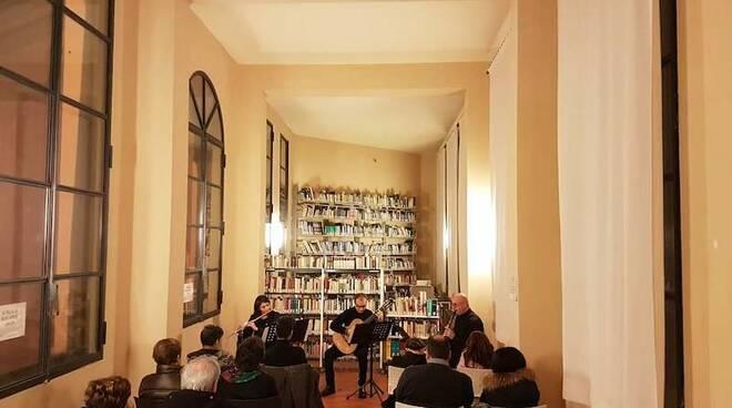 concerti scuola civica di musica Salotti Borgo a Mozzano