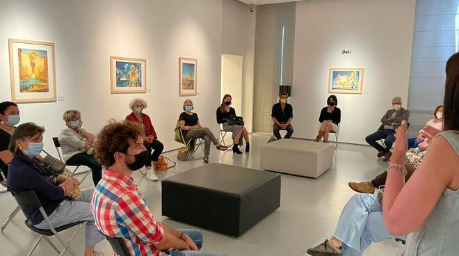 conferenza al lucca museum