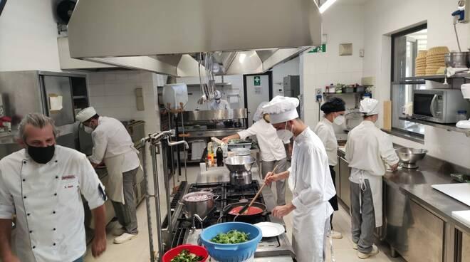 cucina corso