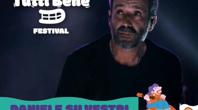 Daniele Silvestri a Stanno tutti bene festival