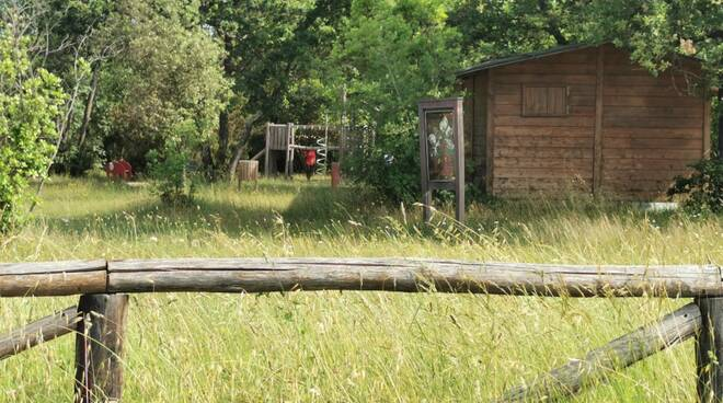 Discarica Parco Robinson a Staffoli