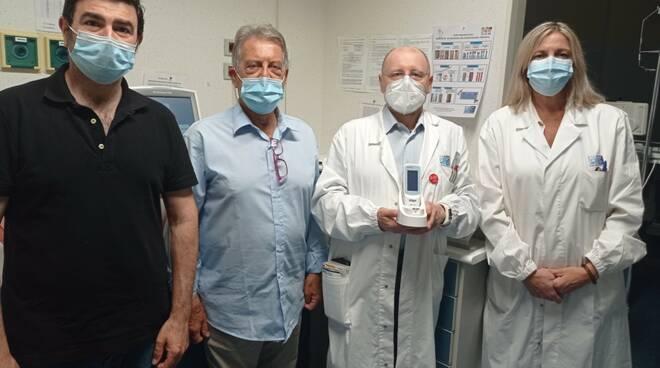 donazione ospedale campostaggia