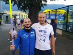 Edoardo Accetta e Roberto Orlando Virtus Lucca