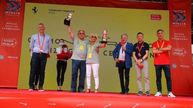 Fabio Vergamini e Anna Maria Fabrizi Ferrari Tribute