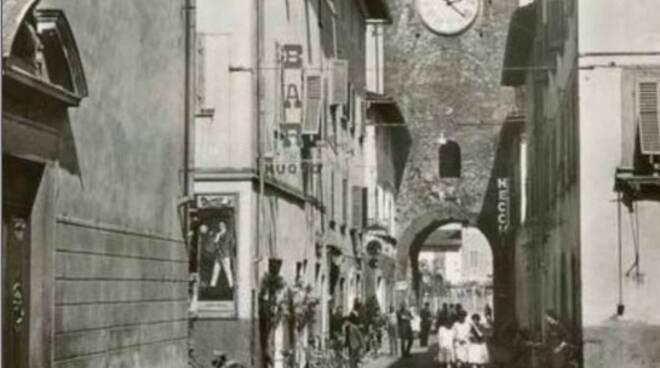 Foto storica corso di Castelfranco