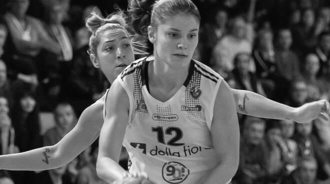 Francesca Parmesani Basket Le Mura