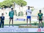 Francesco Guerra Gp Parco Alpi Apuane campionati italiani junior e promesse