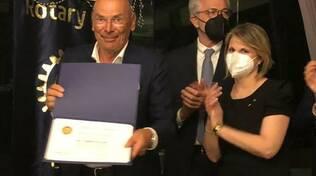 Francesco Menichetti premiazione