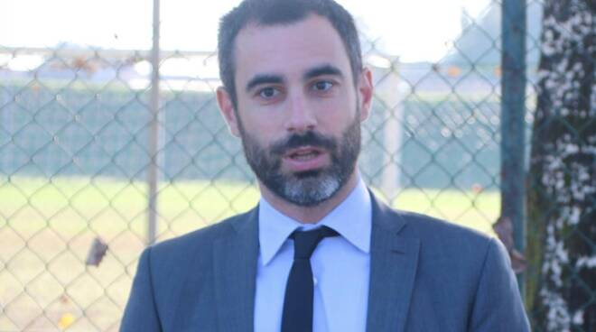 Francesco Raspini si candida