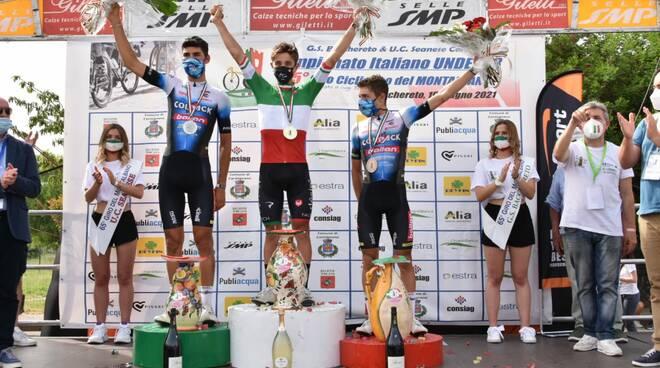 Gabriele Benedetti campione italiano elite under 23