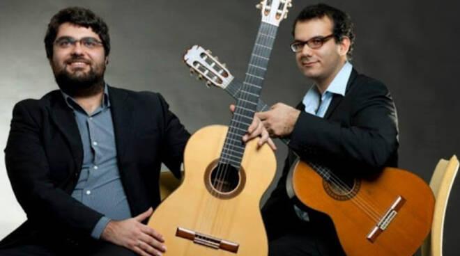 Giacomo Brunini e Dario Atzori