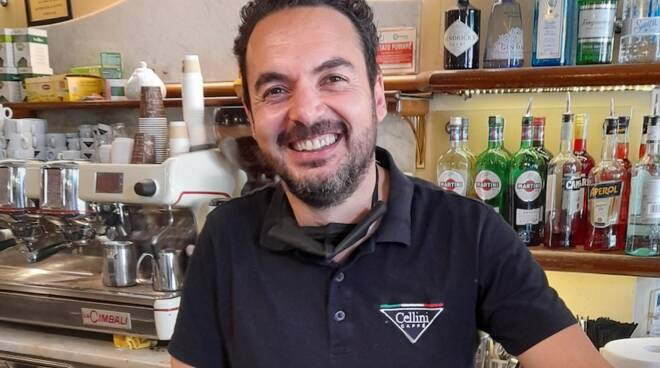 Gino Cervelli responsabile pubblici esercizi di Confesercenti area lucchese