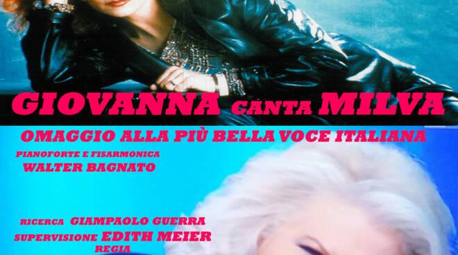 Giovanna canta Milva