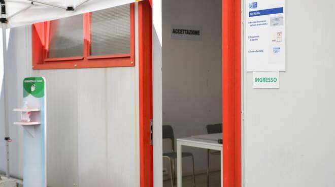 hub vaccinale autodromo mugello