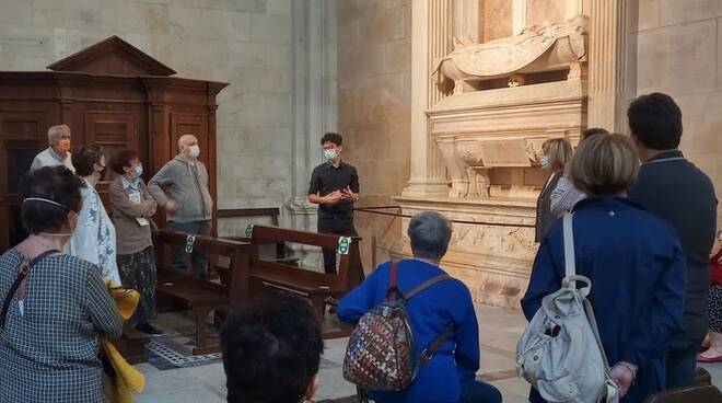 il filo di arianna visite guidate alla cattedrale