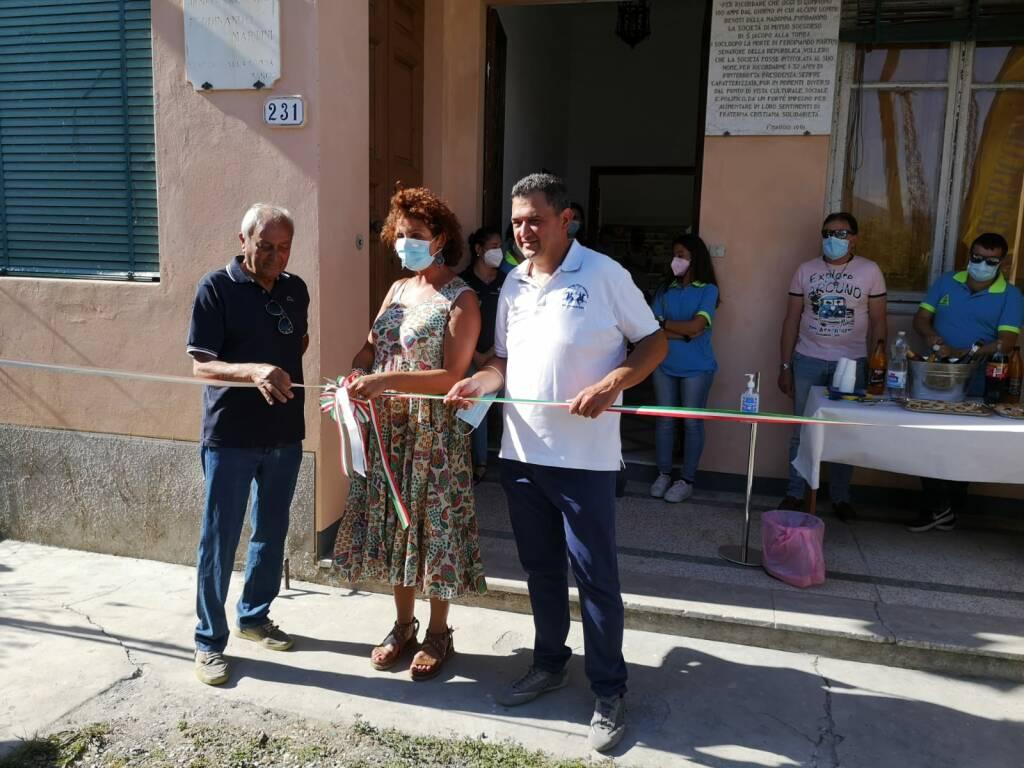 Inaugurazione a San Marco dell'Emporio Solidale