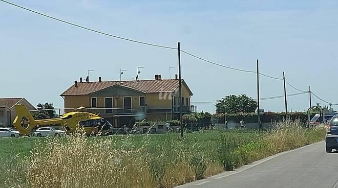 incidente a cinque case