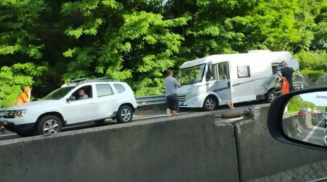 Incidente FiPiLi fra Montopoli e Pontedera